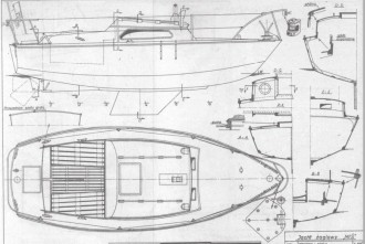 ZAGLOWI model airplane plan