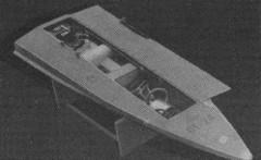 Mamba model airplane plan