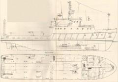 NADIR model airplane plan