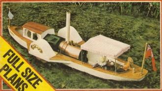 Nina model airplane plan