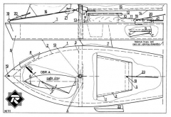Plachethice R model airplane plan