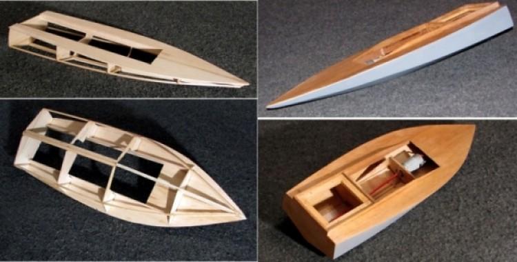 Skee Vee 10 model airplane plan