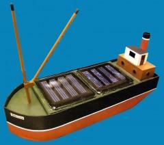 Sun Lite model airplane plan