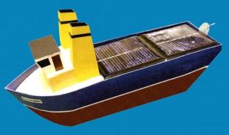 Sun Supply model airplane plan