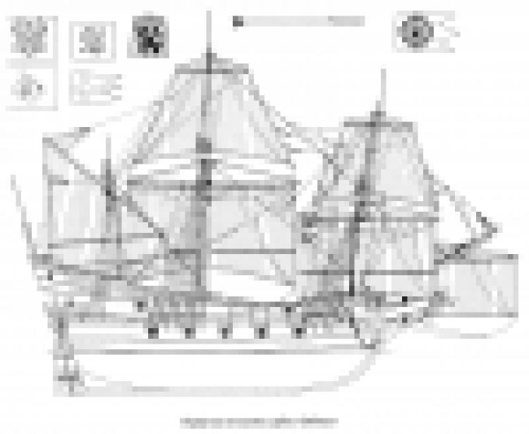 Table1(2) model airplane plan