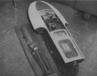 Tiger Hydro model airplane plan