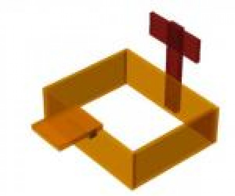 XL25 receiverbox dekringstut model airplane plan