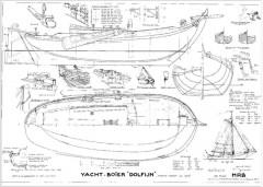 DOLFIJN model airplane plan