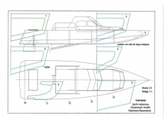 YAPADO model airplane plan