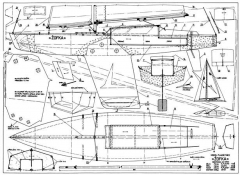 Zofka model airplane plan
