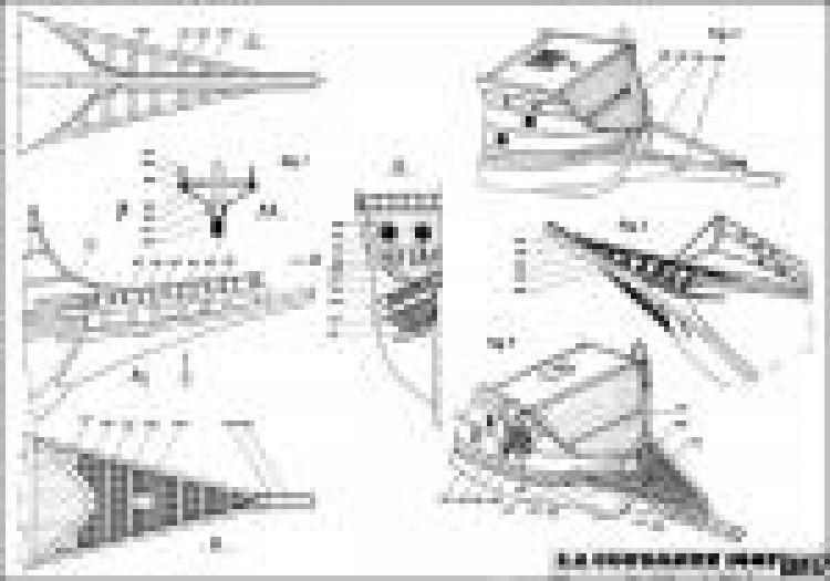 crown07 model airplane plan