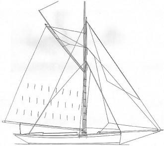 cutter model airplane plan