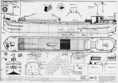 Jumetois model airplane plan