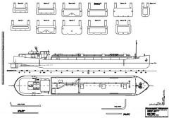 WILHELMINE model airplane plan