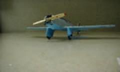 CW-19R (Cuba 1942) model airplane plan