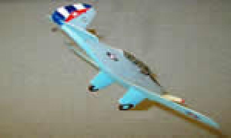 CW-19R Cuba 1942 model airplane plan
