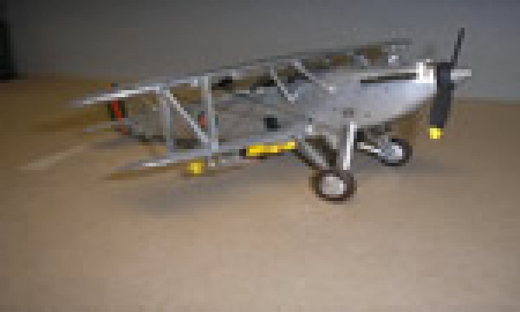 Hawker Hind  2 model airplane plan