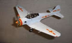 Ki 36 Ida  (Red China)1944 model airplane plan