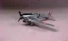 NA-50  3 model airplane plan