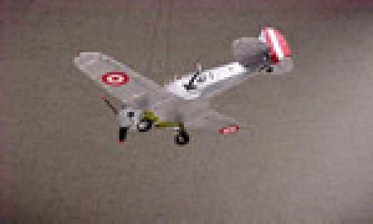 NA-50  7 model airplane plan
