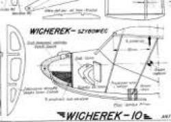 10 model airplane plan