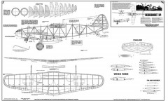 Me 109 new model airplane plan