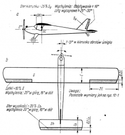 2 model airplane plan