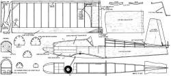 AMA PT RC model airplane plan