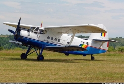 Giant Scale Antonov AN-2 model airplane plan