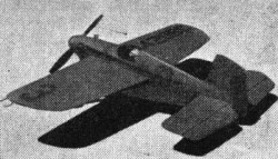 Able Mable model airplane plan