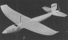 Aero - Torpille 1911 model airplane plan