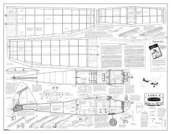 Aero 9 RC 48in model airplane plan