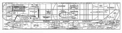 Aerolance Plan model airplane plan