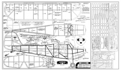 Aeronca Chief model airplane plan