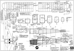 Aeronca 7AC Champion model airplane plan