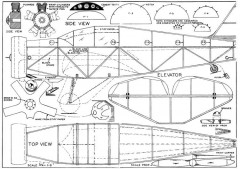 Aeronca L model airplane plan