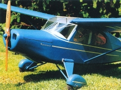 Mercury Aeronca Sedan model airplane plan