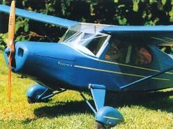 Mercury Aeronca Sedan model airplane plan