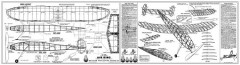 Air King model airplane plan