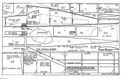 Airflow model airplane plan