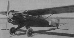 Airistocrat model airplane plan