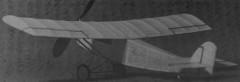 Alco Sport model airplane plan