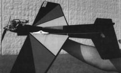 Ambush 15 model airplane plan