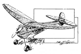 Answer model airplane plan