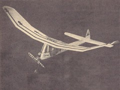 Atlas model airplane plan
