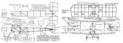 Austro-Hungarian Priesel Kep-FAC model airplane plan