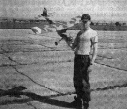Aviatik model airplane plan