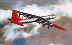 B-36 Peacemaker model airplane plan