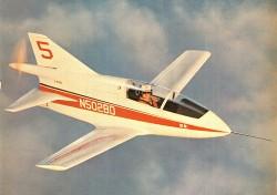 BD 5A model airplane plan