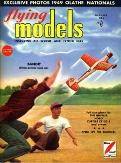 Bandit model airplane plan